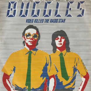 "Buggles (The) ‎- Video Killed The Radio Star (7"") (VG-/VG-)"